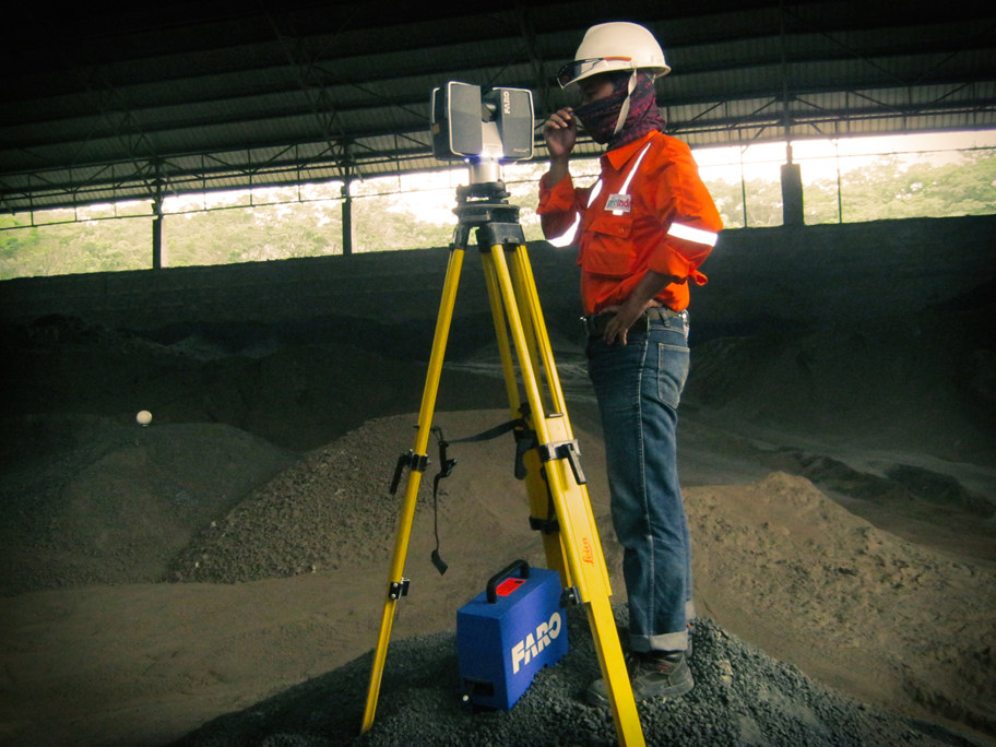 LASER SCANNING INDONESIA